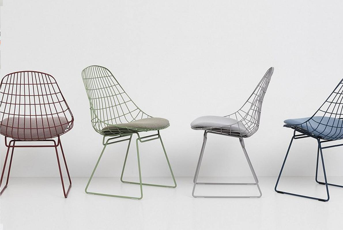 Cees Braakman wire chair